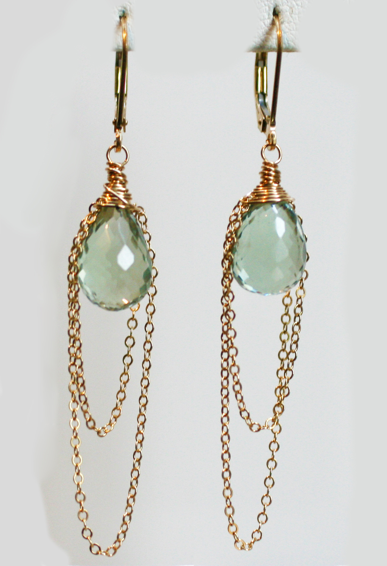 lucky earrings 2